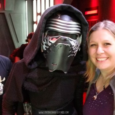 Disneyland Holiday Visit + the updated Star Tours – The Adventure Continues ride #TheLastJediEvent