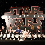 STAR WARS: THE LAST JEDI press conference
