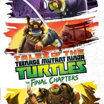 Tales of Teenage Mutant Ninja Turtles: The Final Chapters on DVD