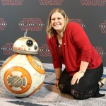 STAR WARS: THE LAST JEDI press event experience