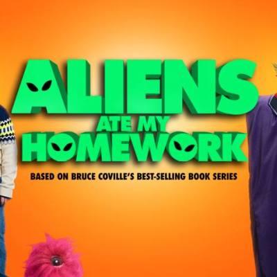 Universal's Aliens Ate My Homework Trailer #AAMH