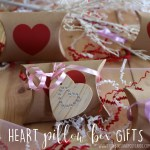 DIY Heart Pillow Box Gifts