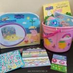 Oinktastic Peppa Pig Easter Basket Ideas
