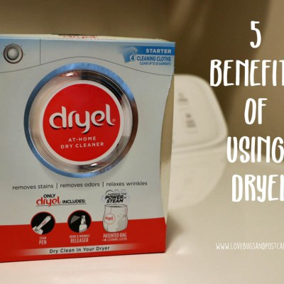 5 benefits of using Dryel
