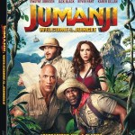 JUMANJI: WELCOME TO THE JUNGLEout today!