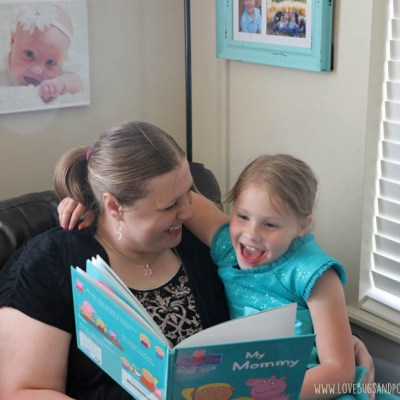 "Customized Peppa Pig ""My Mommy"" Book + BOGO Offer"