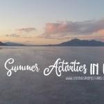 Free Summer Activities in Utah