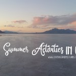 Free Summer Activities in Utah