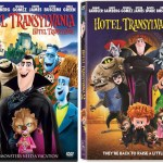 Hotel Transylvania and Hotel Transylvania 2 DVD's Giveaway