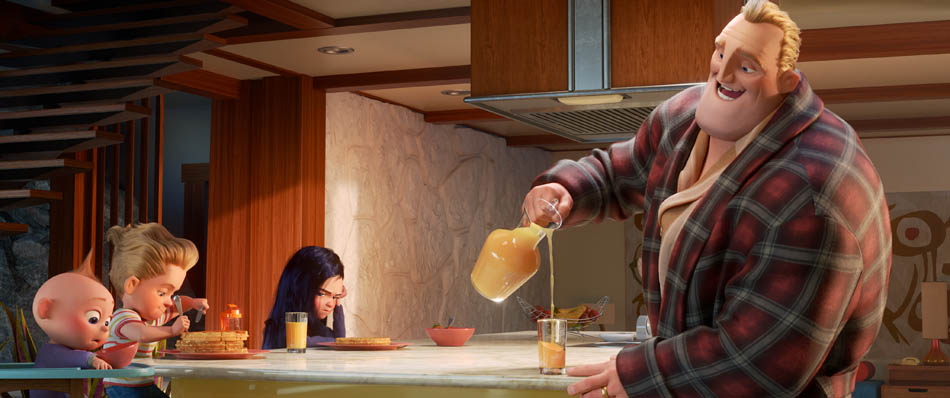 Incredibles 2 interview with Sarah Vowell (Violet) & Huck Milner (Dash) #Incredibles2Event