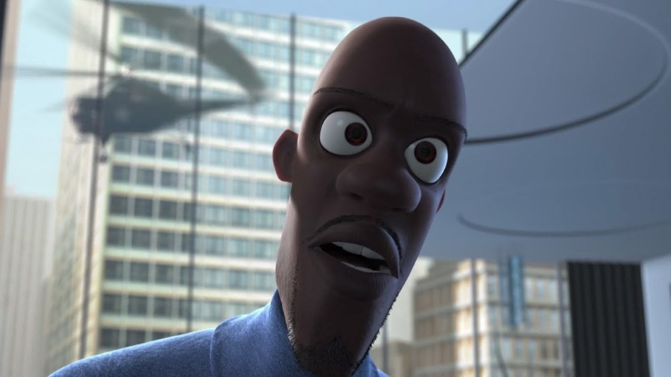 Incredibles 2 Interview with Samuel L. Jackson (voice of Frozone)