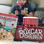 The Boxcar Children – Surprise Island + Bookshelf Book Set Giveaway