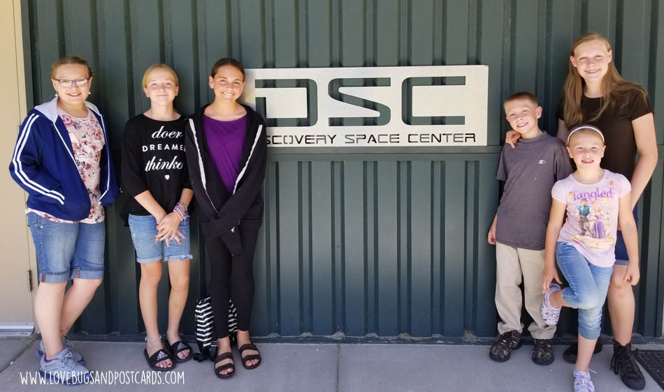 Telos Discovery Space Center in Utah