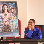 Interview with Misty Copeland about her role as The Ballerina in Disney's The Nutcracker and the Four Realms