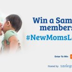 New Mom's stock up and save money at Sam's Club