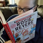 Rosie Revere and the Raucous Riveters Book + Giveaway