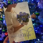 Wager for a Wife by Karen Tuft Review & Giveaway