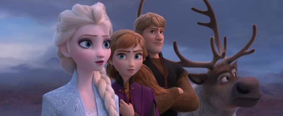 Disney's FROZEN 2 Trailer