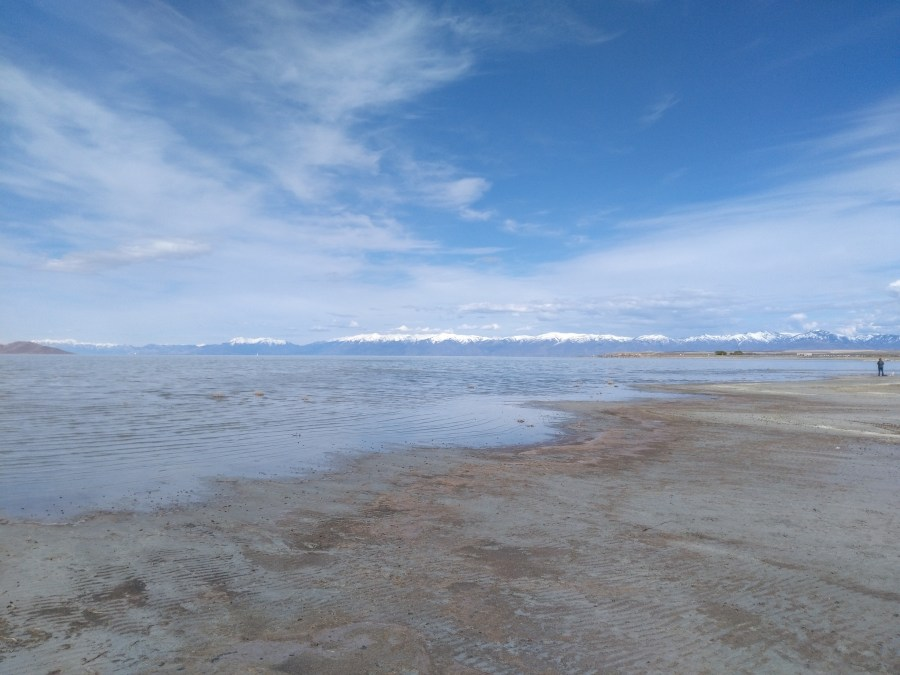 Unique things to do in Utah - Great Salt Lake