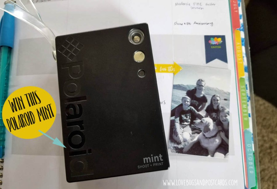 Polaroid Mint Instant Digital Camera