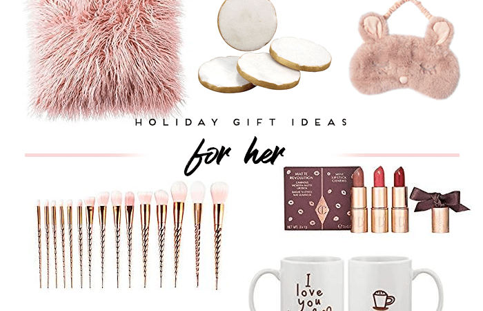 Last Minute Holiday Gift Ideas for HER