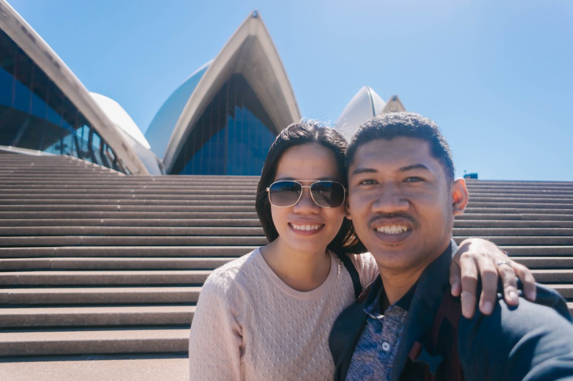 Sex on the second date in Sydney