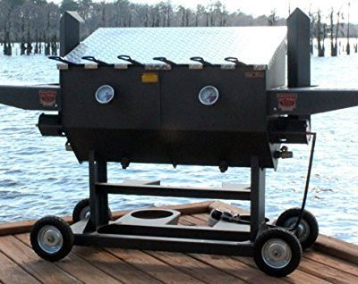 Cajun Deep Fryer From R & V Works Review