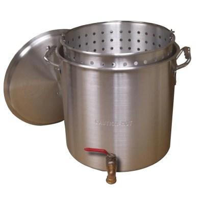 King Kooker Aluminum Boiling Pot Review