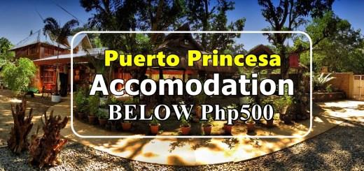 Cheap Accommodation Puerto Princesa