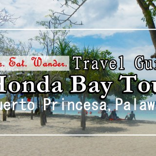Honda Bay Tour