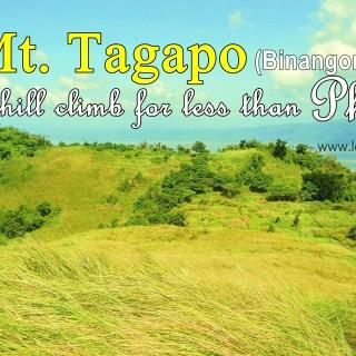 Mt Tagapo