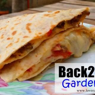 Back2Basic Garden Grill