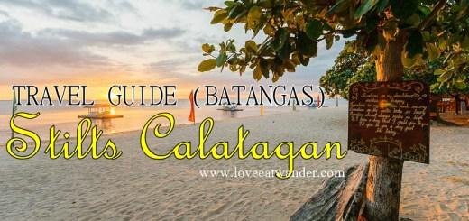 Stilts Calatagan Batangas