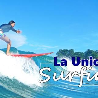 La Union Surfing