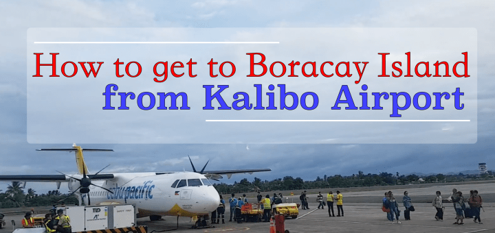 How To Get To Boracay From Kalibo Airport Diy Guide