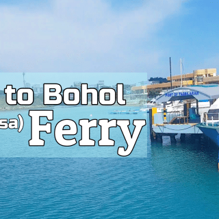Cebu to Bohol Ferry