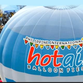 Philippine Hot Air Balloon Festival 2020