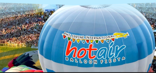 Philippine Hot Air Balloon Festival 2020