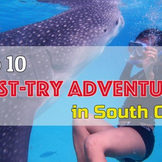 Top 10 Must-Try Adventures in South Cebu