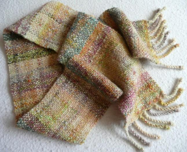 'Machair' scarf sold