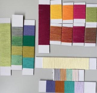 yarn wrappings