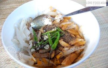 Khade Ko Mula Ko Achar (Nepali Radish Pickle)