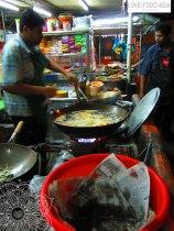 Secret Street Food location