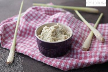 Knoblauch Ingwer Paste