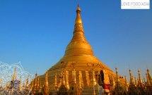 Die Schwedagon Pagode