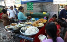 Yangon Street Food