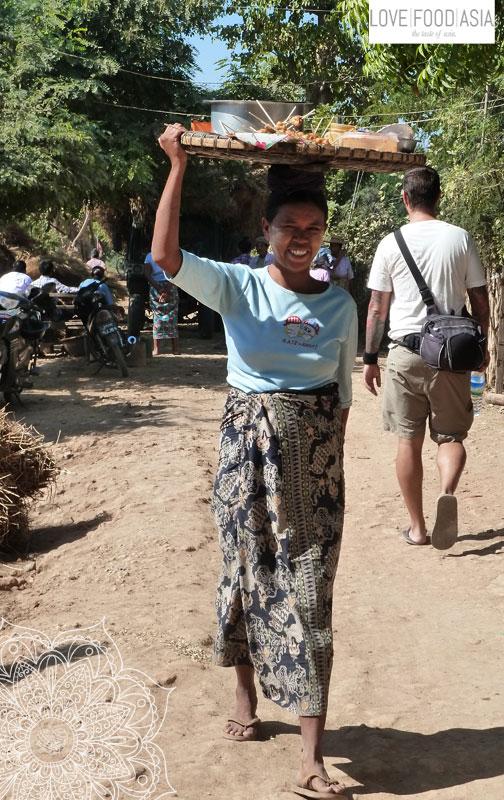 Woman from Inwa (Ava)
