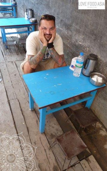 Ich in Mandalay