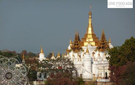 Tempel in Sagaing
