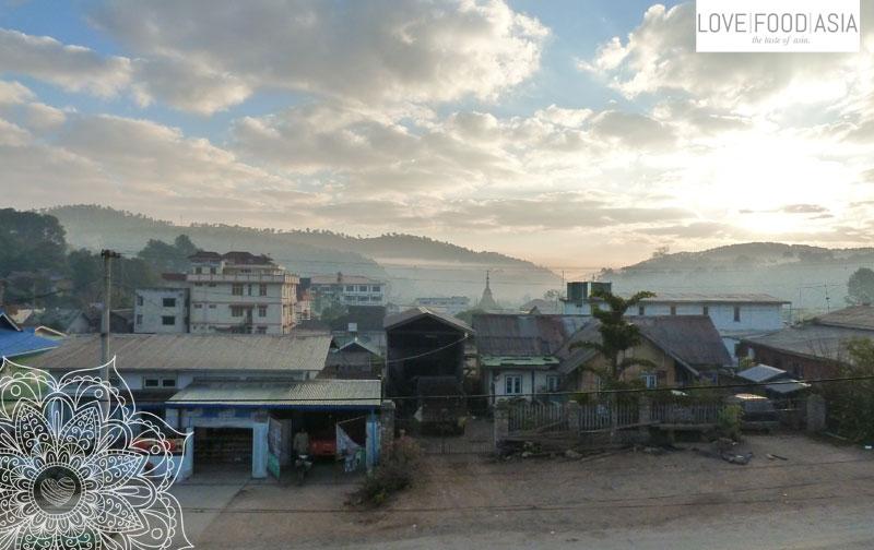 Sunrise in Kalaw